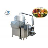 China Low Noise Vacuum Frying Machine Total Power 30kw Oil Filter Integrated Design on sale