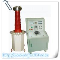 Electrical Frequency Tester : Ydj series ac hipot test set power frequency withstand