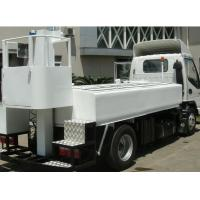 China Low Emissions Sewage Suction Truck Euro 3 Standard 0.25 - 0.35 MPa Pressure wholesale
