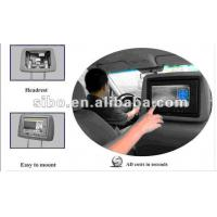 "China 7"" lcd cab car taxi touch screen advertising wholesale"