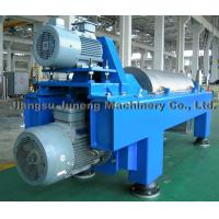 China Electrical PLC Tricanter Centrifuge For Kitchen Waste Oil And Illegal Cooking Oil on sale