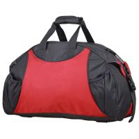 China Causal Travel Bag with Shoulder Straps Nylon Rollup Garment Bag  wholesale