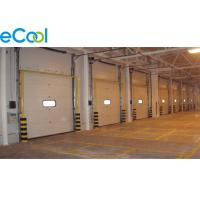 China EMP10 Industrial Cold Storage , 4000 Tons Cold Meat Storage With Quick Freezing Rooms wholesale
