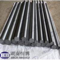 China ASTM E8 NbTi Niobium Titanium Alloy Billet For MRI , Defense Superconducting Wire on sale