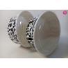 China Custom Food Grade 44oz / 34oz / 38oz Paper Salad Bowls With Glossy Finished wholesale