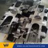 China 100% New Black Casting Track Shoe Pad Plate for Sumitomo SC500 Crawler Crane wholesale