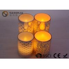 China Personalized Various Colors Led Mason Jar Lights 2*AA Battery Type wholesale