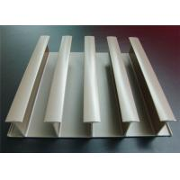 China High Strength Industrial Aluminium Profile For Loading Container Anti Rust wholesale