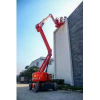 China factory offered Cheap trailer mounted articulating boom lifts wholesale