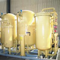 China 90-95% Purity Psa Oxygen Plant Small Footprint With 0.1-0.4Mpa Pressure Adjustable wholesale