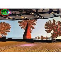 Buy cheap 4K 8K LED P2.5 Indoor Led Display Board , Led Screen Video Wall 18W 1920hz from wholesalers