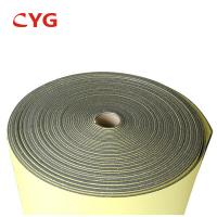 China Cross Linked HVAC Insulation Foam Polyethylene Sheet Closed Cell With Aluminium Foil wholesale