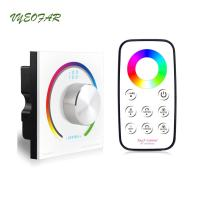 China Led Strip RGB LED Light Controller Color Temperature Control For Household Lighting on sale