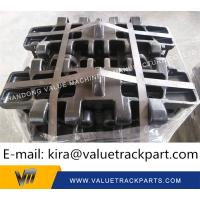 China 100% New Black Track Pad Shoe Plate for Sumitomo SC800-2 Crawler Crane wholesale