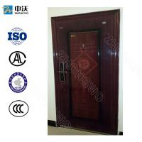 Buy cheap High Quality 6 Panel Fire Rated Safety Door with Intelligent Fingerprint from wholesalers