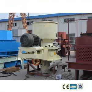 Buy cheap Sand Making Hydraulic Cone Crusher , Nonmetal Mining Medium Mini Rock Crusher from wholesalers