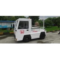 China FAAM Electric Baggage Tractor , Low Noise Airline Ground Support Equipment wholesale