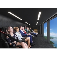 China Future 12 KW Seats Motor Air Theater With Over 50 Movies In Amusement Park wholesale