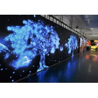 China P3.91 P4.81 5000cd/sqm Waterproof Led Video Wall SMD1921 wholesale