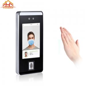 China Face Recognition Time Attendance System with Palm Vein Scanner Access Control Terminal wholesale