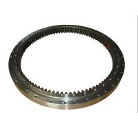 China Hot sales Takeuchi TB135 excavator slewing ring bearing with 50Mn material wholesale