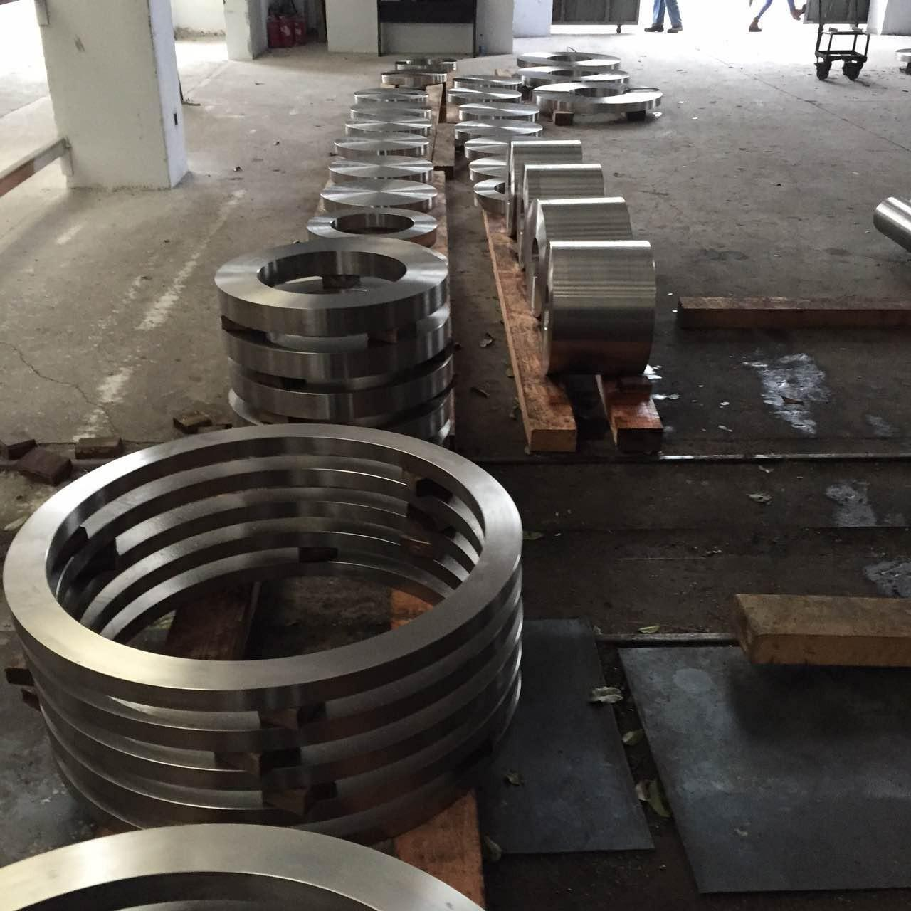 Details Of Customized Forgings Stainless Steel Forgings   Forged Steel on furnace induction motor