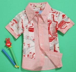 China 2011 Summer Range Garment (HY2011-SHIRT007) wholesale