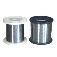China Fe Base Heating Wire OCr21Al6Nb FeCrAl alloy 1mm~8mm heating resistance wire for braking resistor wholesale