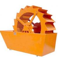 China High precision wheel sand washing machine hot in South Africa on sale