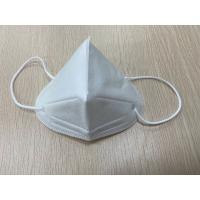 China Low Breathing Resistance KN95 Reusable Dust Mask 2 Ply Nonwoven Design wholesale