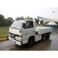 China Eco Friendly Liquid Waste Truck , Sewage Cleaning Truck ISO Approved wholesale