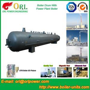 China Oil industry heating boiler mud drum ASTM wholesale