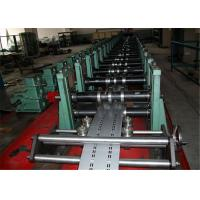 China Heavy Duty Storage Rack Roll Forming Machine , Mild Steel Roll Forming Equipment  wholesale