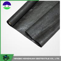 China Biological Split Film Woven Geotextile Seepage With UV Resistant wholesale