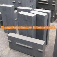 Buy cheap Good Hardness Impact Crusher Spare Parts Replacement Hazemag Blow Bars For Ore Mining from wholesalers