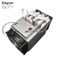 China Lyra2Rev2 Algorithm 7.25G/S 1200W DAYUN Z1+ Zig Z1+ Miner Asic Mining Machine wholesale