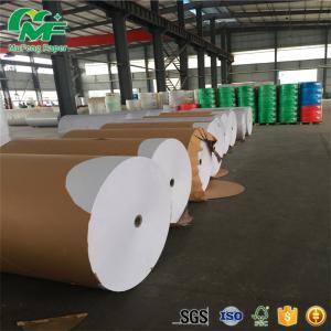Laminating Film Thermal Paper Jumbo Rolls , Jumbo Thermal Paper Virgin Pulp Style