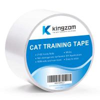 China Anti-Scratch Deterrent Barrier Cat / Pet Adhesive Training Tape wholesale