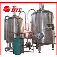 China 30000 Liter Stainless Steel Hot Water Tank Commercial 200Kg - 2000Kg wholesale