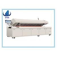China Large SMT Reflow Oven PCB Soldering machine for LED production Line on sale