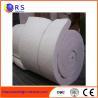 China White Ceramic Insulation Blanket For Boiler / Refractory Ceramic Fire Blanket wholesale