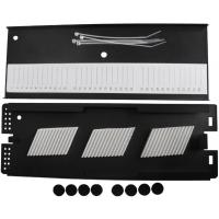 China LightWeight Coated Fiber Joint Enclosure Durable Paint Strain Relief Fiber Splicing Tray wholesale