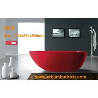 China Resin stone bathtub wholesale