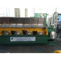 China 9D Copper Rod Breakdown Machine , Green Large Drawing Machine With Annealing wholesale