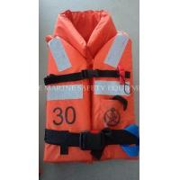 China Solas standard CE Certification Marine Life jacket wholesale