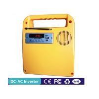 China 10W Solar Powered Lights DC AC Inverter 12V Lead Acid Battery Long Lifespan wholesale