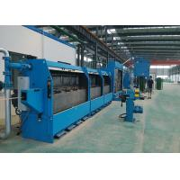 China Individual Drives Copper Rod Breakdown Machine AC Motors 1 Or 2 Wires Desgin wholesale