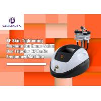 China Small Size RF Cavitation Fast Slimming Machine Weight Loss For Salon on sale