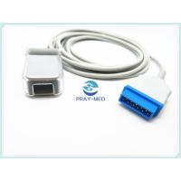 China GE marqutte Oximax Compatible SpO2 Adapter Cable /extension cable 2021406-001 wholesale
