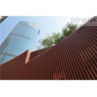 Buy cheap Architectural Terracotta Facade Panels Systems Panels And Baguette Easy Installation from wholesalers